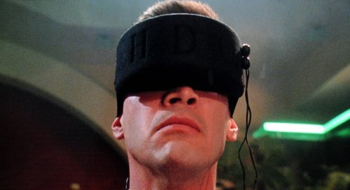 Johnny Mnemonic Blu-ray Review Szene 4