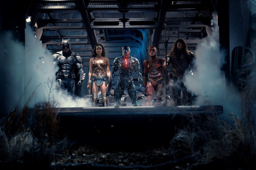 Justice League 4K UHD Blu-ray Review Szene 2