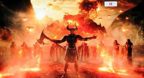 Justice League Dolby Vision Bildvergleich BD vs UHD 7