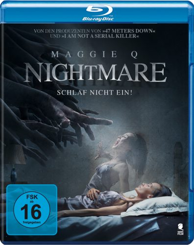 Nightmare - Schlaf nicht ein Blu-ray Review Cover