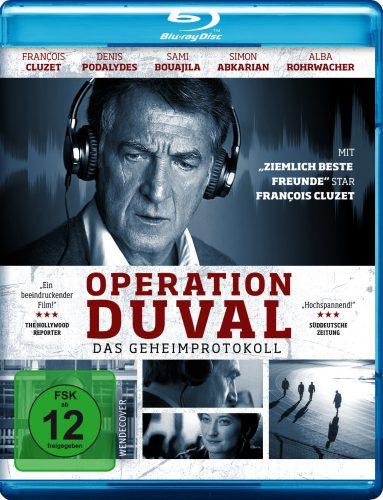 Operation Duval Blu-ray Review Cover