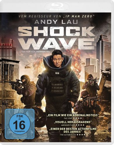 Shock Wave Blu-ray Review Cover
