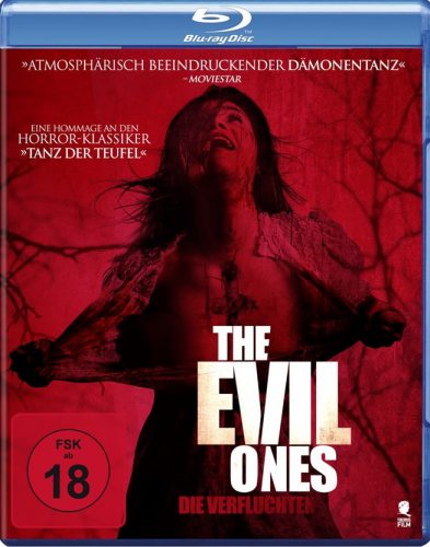 The Evil Ones - Die Verfluchten Blu-ray Review Cover