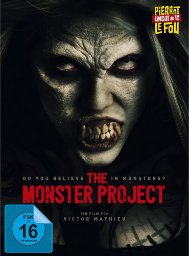 The Monster Project Mediabook