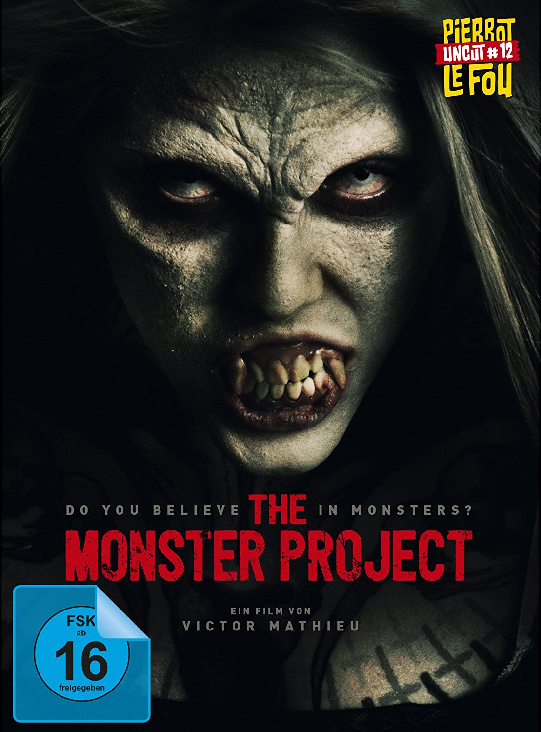 Blu-ray Kritik | The Monster Project (Full HD Review, Rezension)