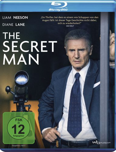 The Secret Man Blu-ray Review Cover
