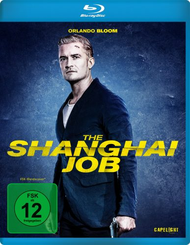 The Shanghai Job Blu-ray Review Cover