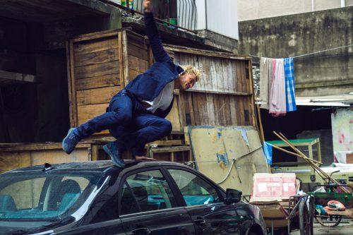 The Shanghai Job Blu-ray Review Szene 1