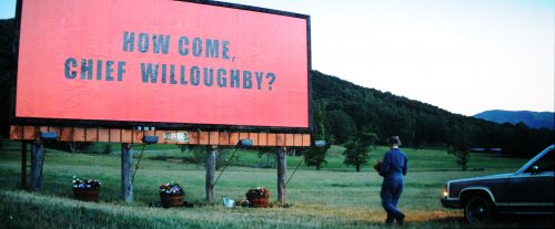 Three Billboards Outside Ebbing Missouri Bildvergleich BD vs UHD 3