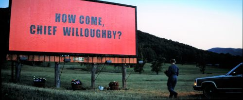 Three Billboards Outside Ebbing Missouri Bildvergleich BD vs UHD 4