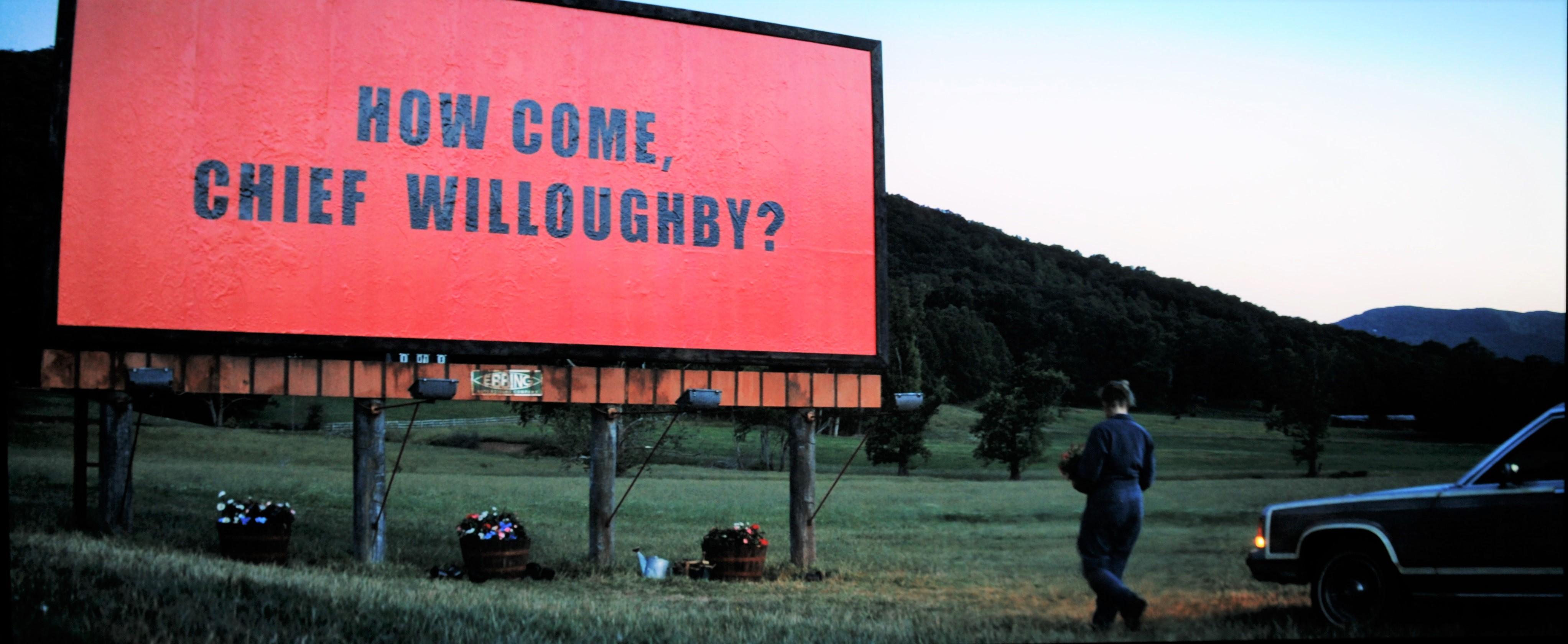 UHD Blu-ray Kritik   Three Billboards Outside Ebbing Missouri (4K ...