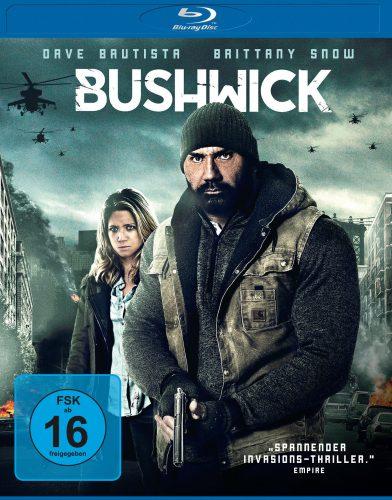 Bushwick Blu-ray Review Cover