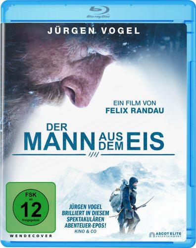 Der Mann aus dem Eis Blu-ray Review Cover