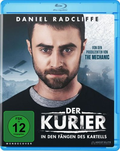 Der Kurier - In den Fängen des Kartells Blu-ray Review Cover