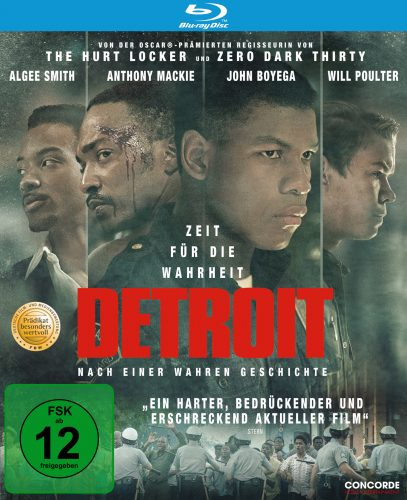 Detroit Blu-ray Review Cover