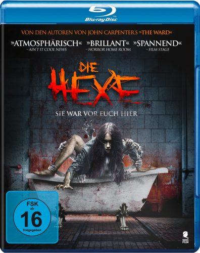 Die Hexe - Sie war schon vor euch hier Blu-ray Review Cover