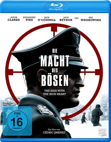 Die Macht des Bösen - Man With the Iron Fist Blu-ray Review Cover