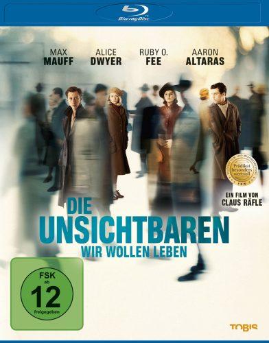 Die Unsichtbaren - Wir wollen leben Blu-ray Review Cover