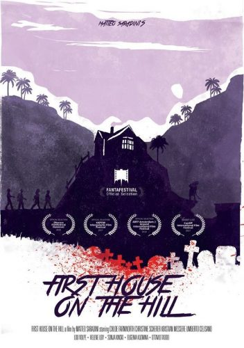 First House on the Hill Blu-ray Review Cover (2)