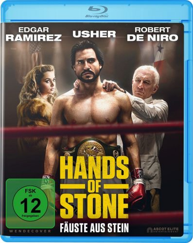 Hands of Stone Blu-ray Review Cover