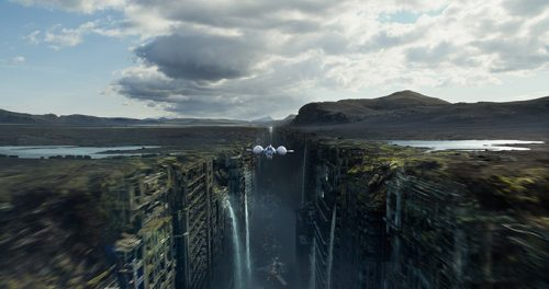 Oblivion 4K UHD Blu-ray Review Szene 13