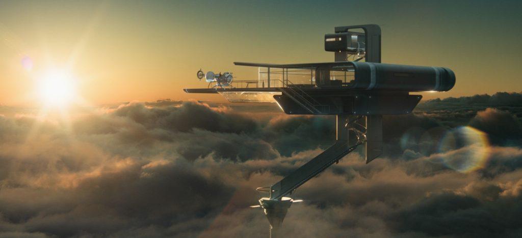 Oblivion 4K UHD Blu-ray Review Szene 3