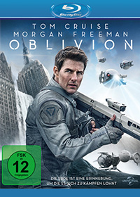 Oblivion Blu-ray Review Cover