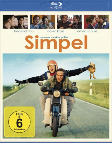 Simpel Blu-ray Review Cover