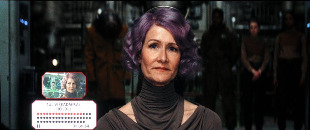 Star Wars Die letzten Jedi Bildvergleich BD vs UHD 11