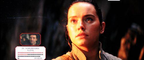 Star Wars Die letzten Jedi Bildvergleich BD vs UHD 7