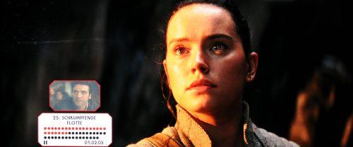 Star Wars Die letzten Jedi Bildvergleich BD vs UHD 8