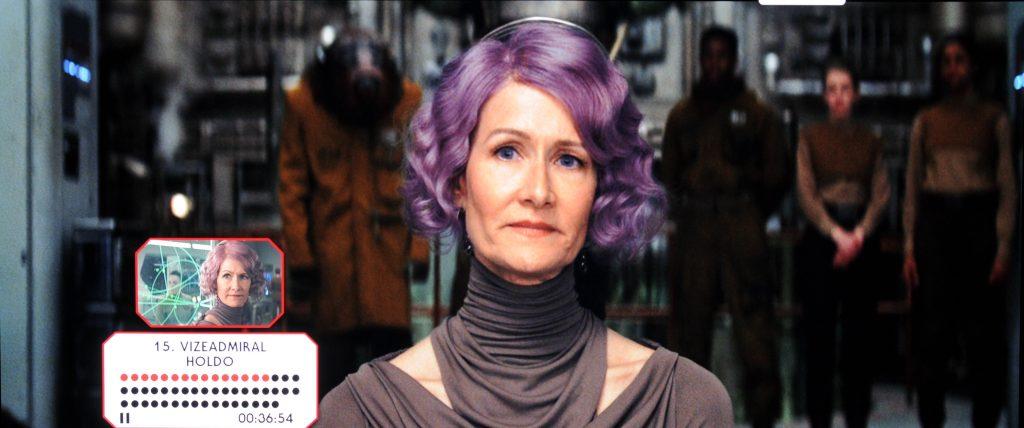 Star Wars Die letzten Jedi Bildvergleich BD vs UHD 9