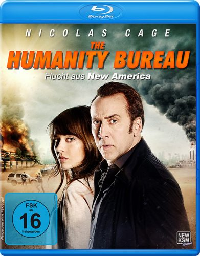 The Humanity Bureau Blu-ray Review Cover