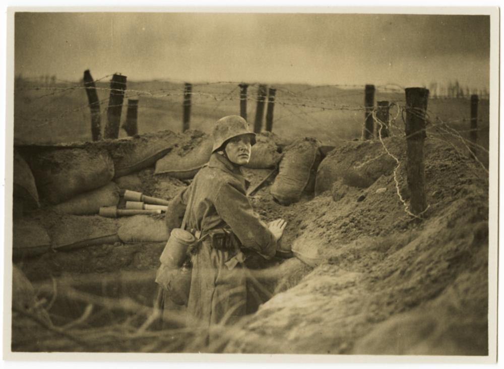 Blu-ray Kritik | Westfront 1918 - Vier von der Infanterie (Full HD ...