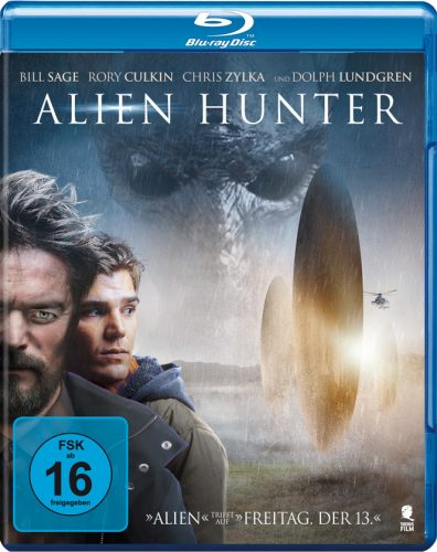 Alien Hunter Blu-ray Review Cover