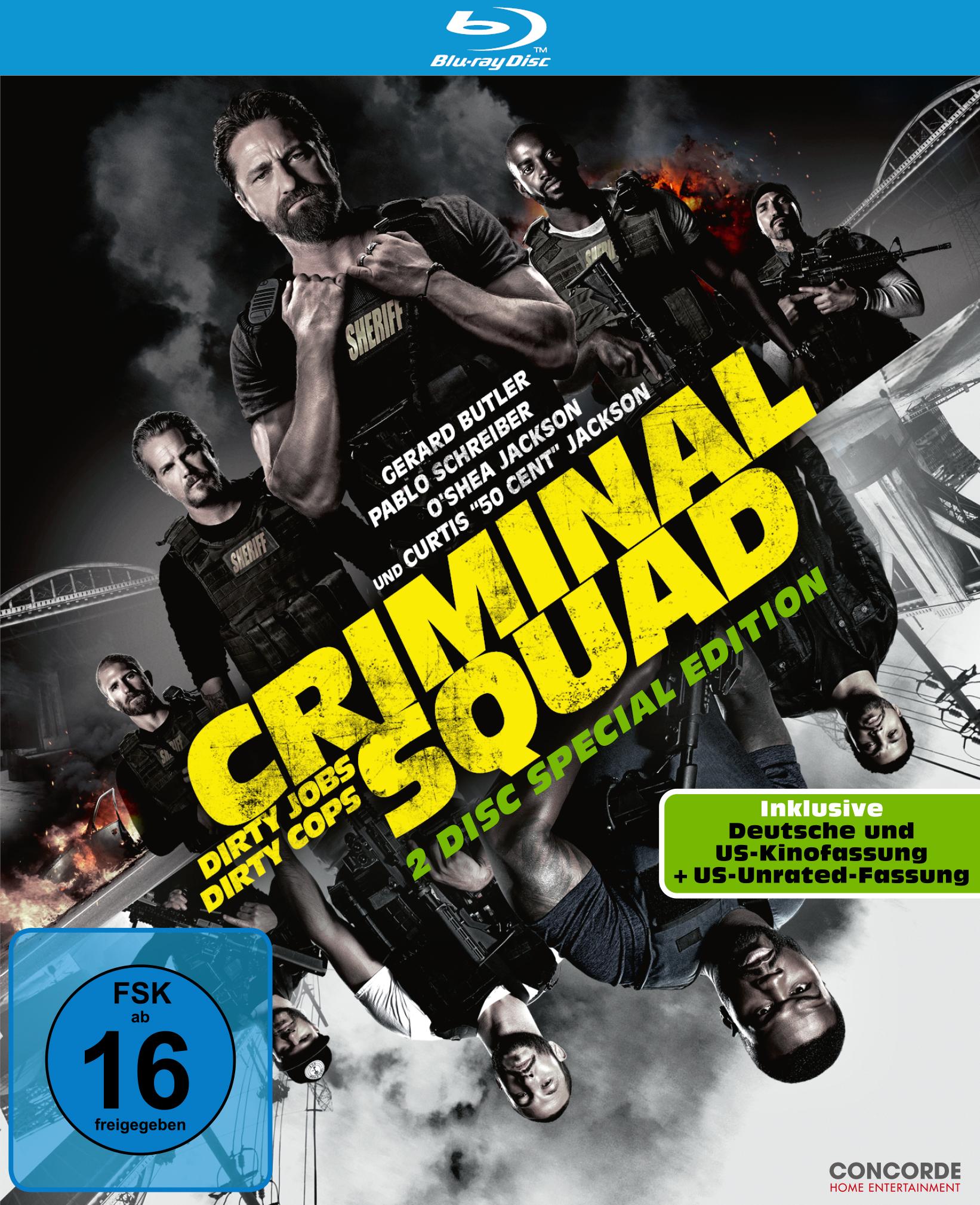 Criminal Squad Film