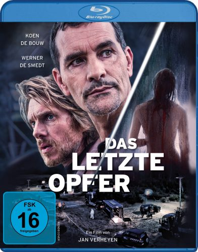 Das letzte Opfer Blu-ray Review Cover
