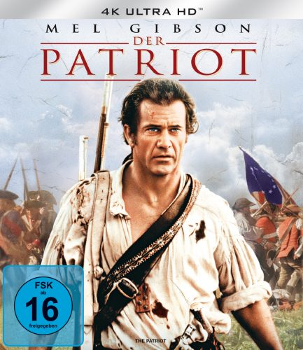 Der Patriot 4K UHD Blu-ray Review Cover