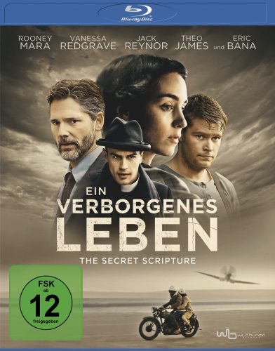 Ein verborgenes Leben - Secret Scripture Blu-ray Review Cover