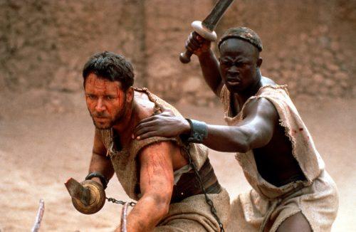 Gladiator Limited Steelbook 4K UHD Blu-ray Review Szene 13