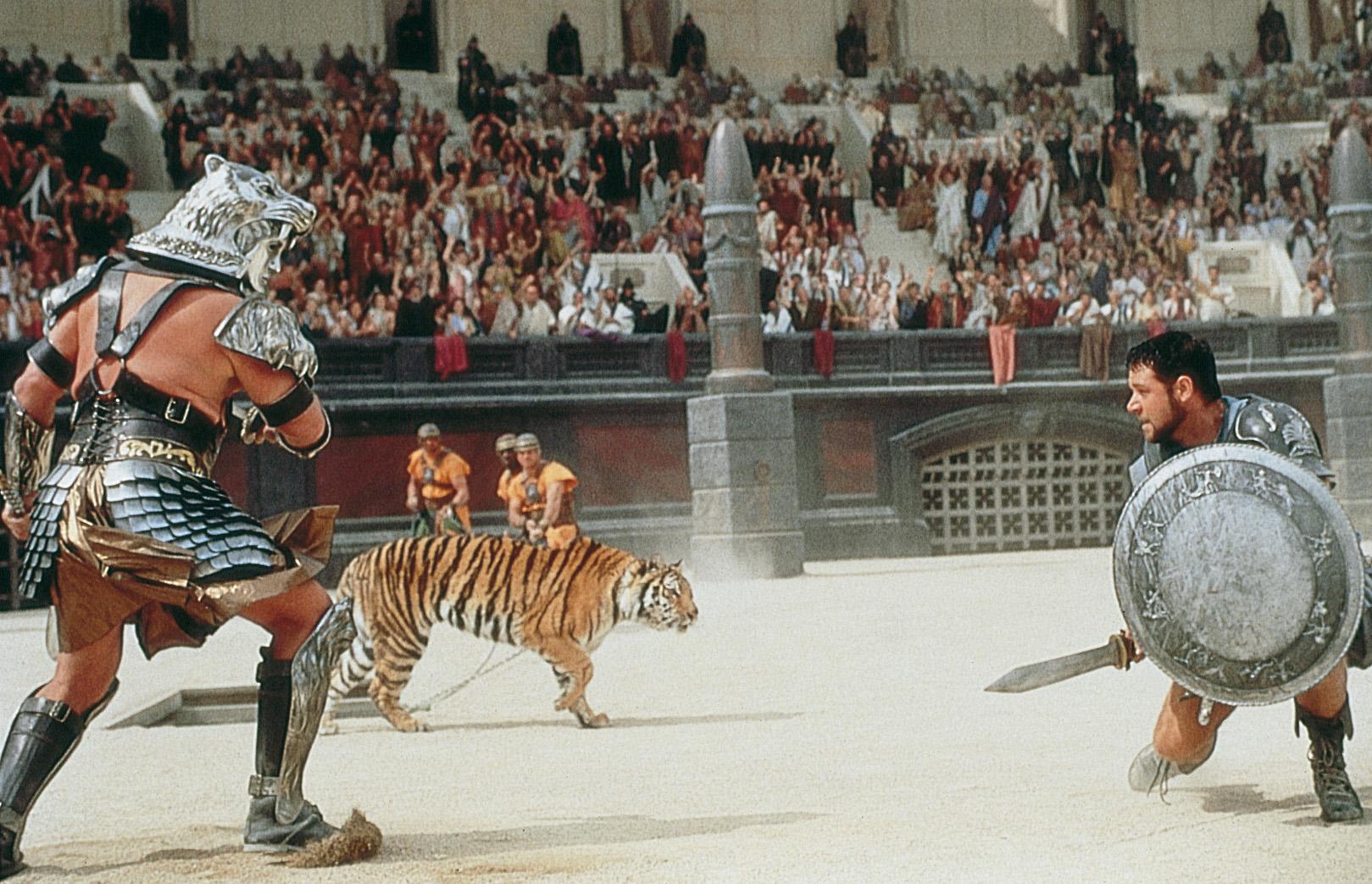 Gladiator Limited Steelbook 4K UHD Blu-ray Review Szene 8