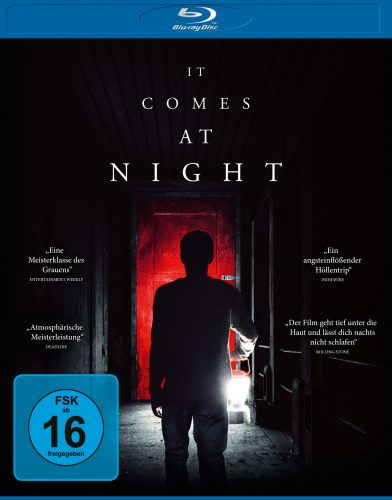 It Comes at Night Blu-ray Review Cover