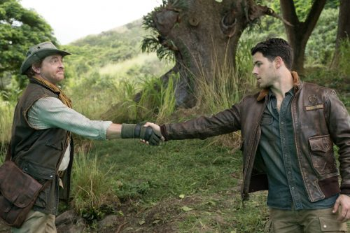 Jumanji - Willkommen im Dschungel 4K UHD Blu-ray Review Szene 10