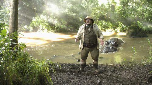 Jumanji - Willkommen im Dschungel 4K UHD Blu-ray Review Szene 11