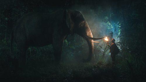 Jumanji - Willkommen im Dschungel 4K UHD Blu-ray Review Szene 12