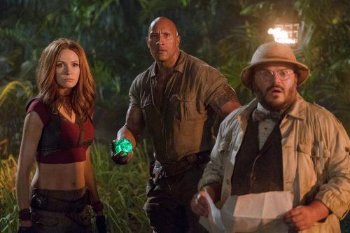 Jumanji - Willkommen im Dschungel 4K UHD Blu-ray Review Szene 6
