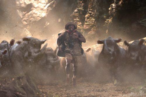 Jumanji - Willkommen im Dschungel 4K UHD Blu-ray Review Szene 7