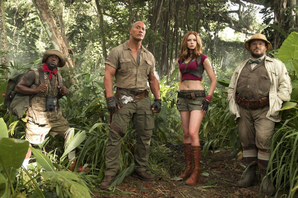 Jumanji - Willkommen im Dschungel 4K UHD Blu-ray Review Szene 8