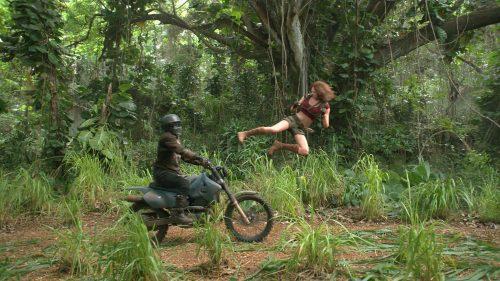Jumanji - Willkommen im Dschungel 4K UHD Blu-ray Review Szene 9