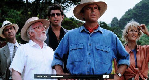 Jurassic Park 4K UHD Bildvergleich BD vs. UHD 12